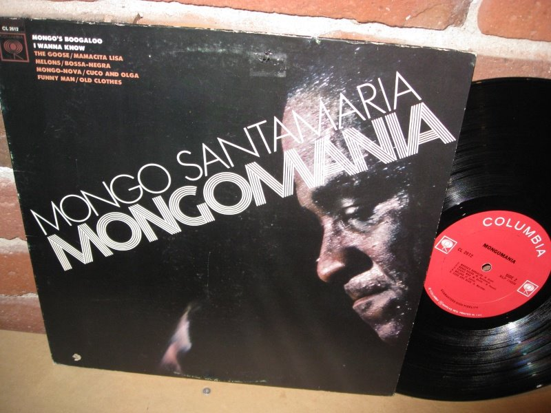 Mongo Santamaria Mongo Santamaria Explodes At The Village Gate
