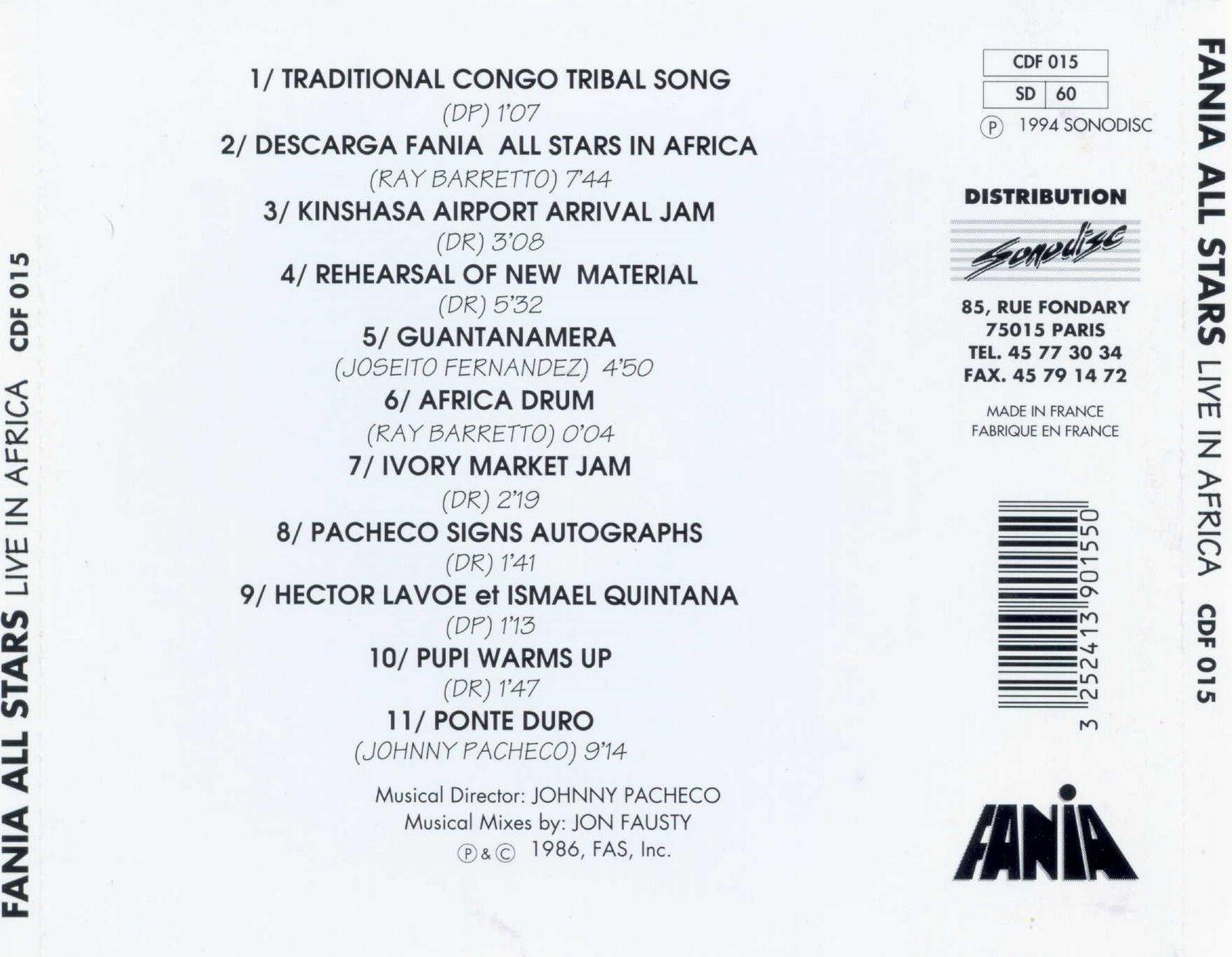 Faniaall Stars Liveinafricaii